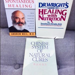 Other - 3 Natural Well-being books lot